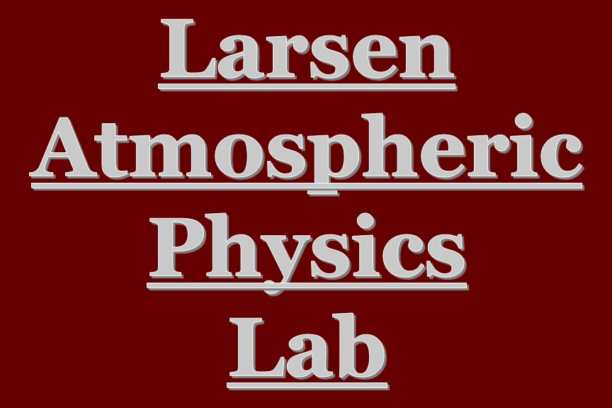 Accomplishments and History of Larsen Lab